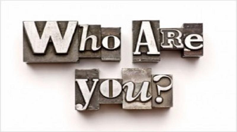 Siapa Kamu Sebenarnya?