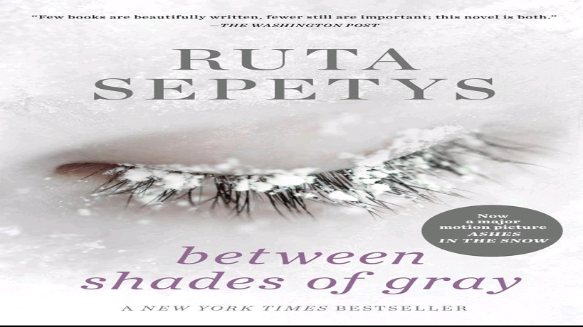 Resensi buku between shades of gray, download between shades of gray, between shades of gray pdf, review between shades of gray