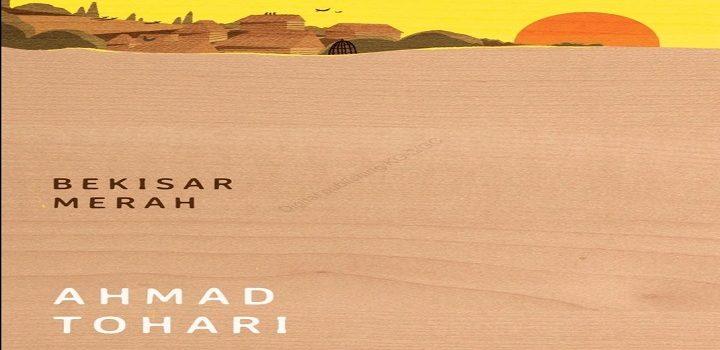 Resensi buku bekisar merah. Review buku bekisar merah. Resensi buku karya Ahmad tohari. Sinopsis buku bekisar merah.